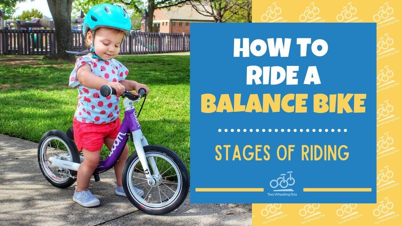 Kids Balance Bike Walking Balance Training for Toddlers 2-6 Years Old Children