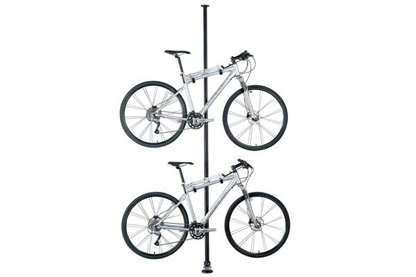 image of topeak dual touch bike stand with white background