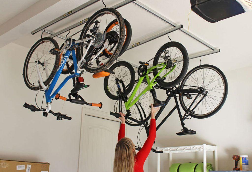 40 Clever Bike Storage Ideas A