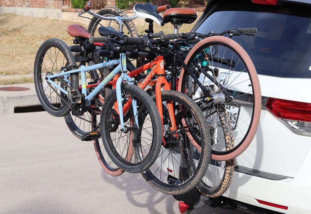 Yakima ridgeback bike review loaded with bikes