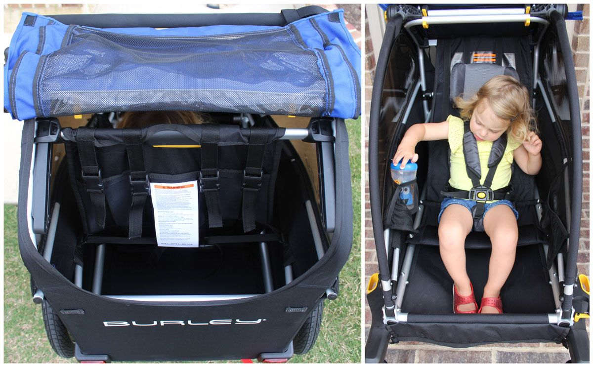 Rear storage area and interior sippy cup holder