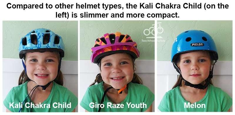 Kali Chakra Childrens Kids Cycling Bike Helmet RRP £30 48-54cm