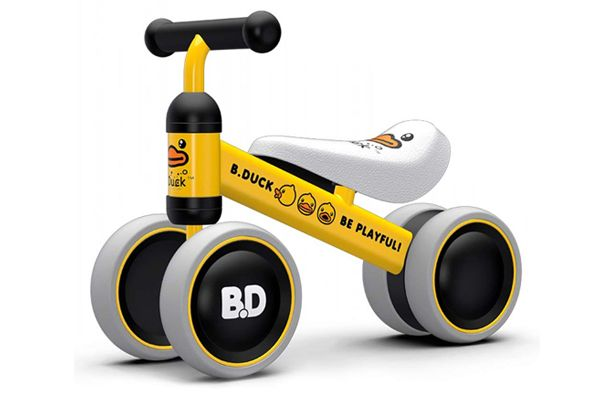 XJD Mini Trike in Yellow Duck