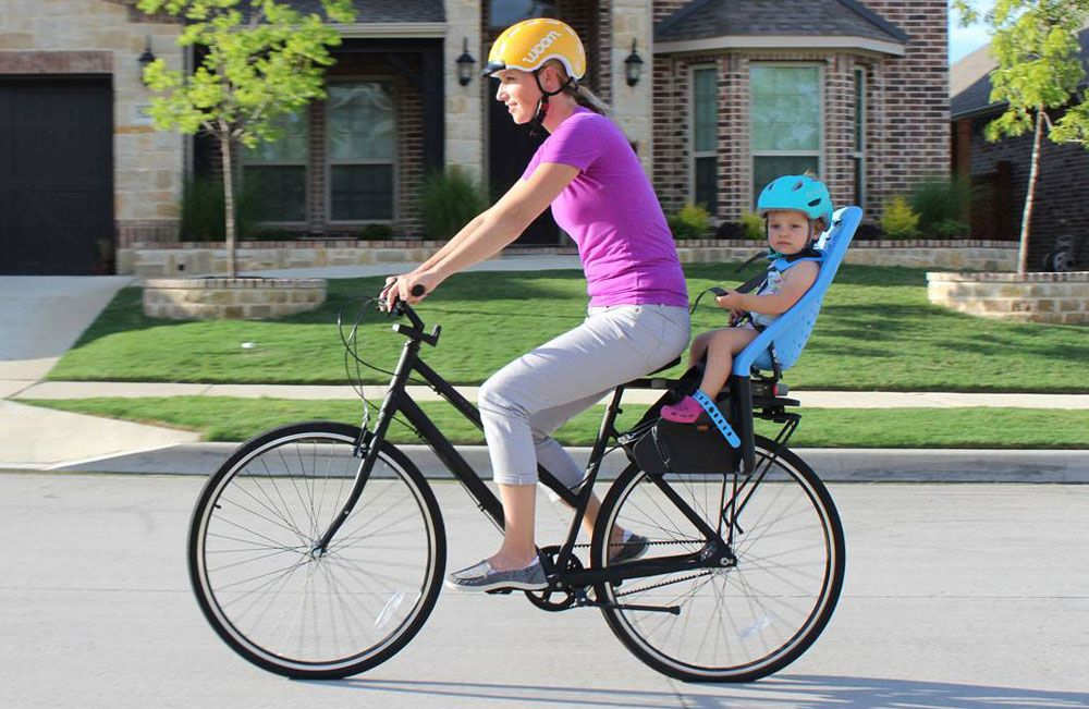 bicycle attachments for toddlers