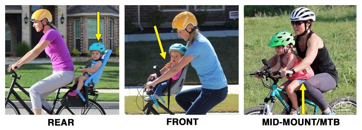 Baby Child Bike Seats Choosing The, Child Car Seat For Bikes