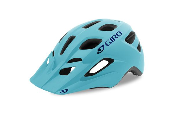 Giro Tremor Youth helmet in glacier blue