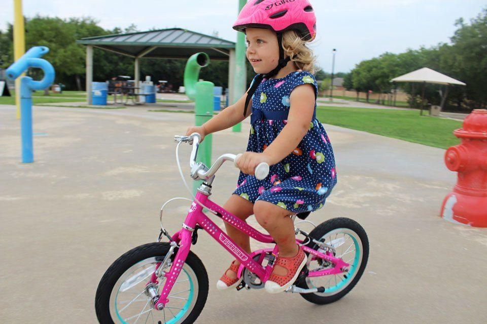 "Yellow Green Pink Option Kids Bike for Girls Boys Children/'s Bicycle 16/"" inch"