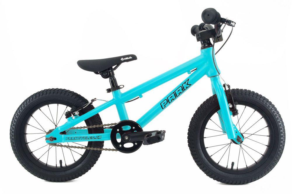 BMX New Big Wheel Black Blue Scooter Push Bike Bicycle Girls Boys