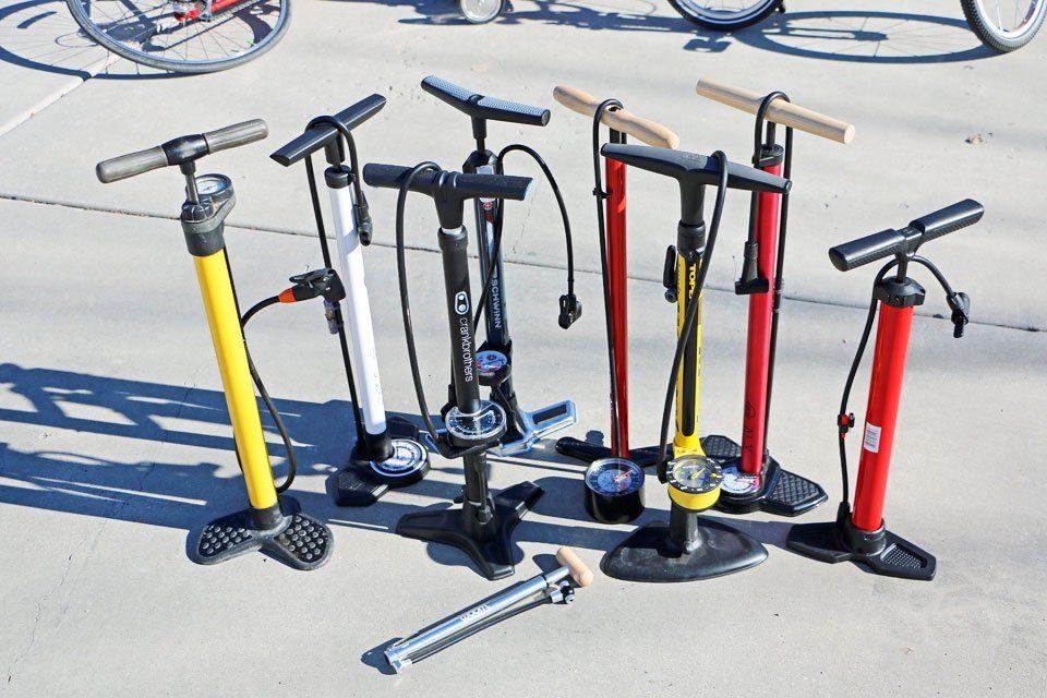 Cycling Bike Bicycle Pump Holder Pump Retaining Clips Folder Bracket Holder PT